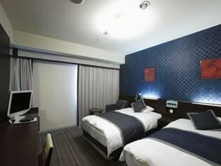 Double room at Bluewave Inn Asakusa Hotel