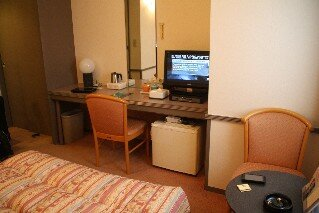 Rooms at Ibis Hotel Roppongi