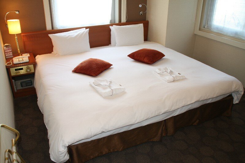 The B Roppongi Hotel bed room