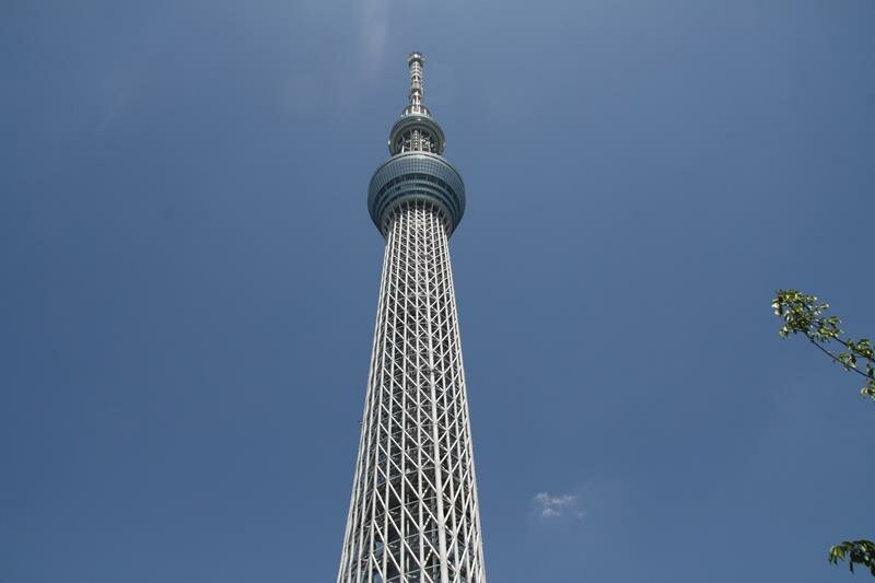 Tokyo Skytree - Tokyo's tallest tower