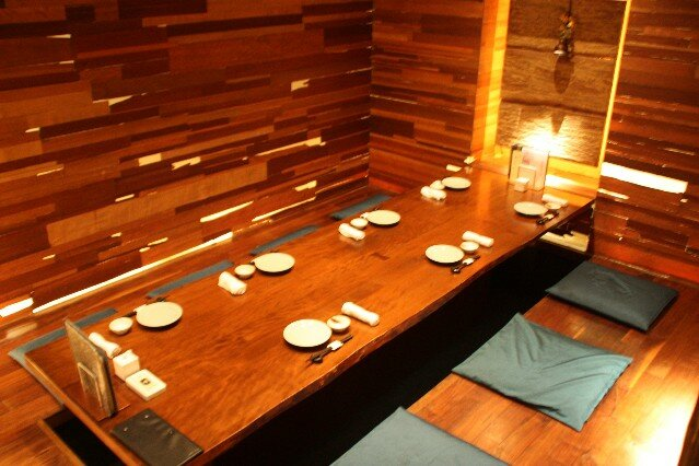 Yuian traditional Japanese dining table